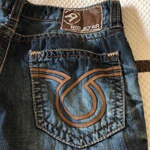 Big Star Men's jeans pioneer bootcut